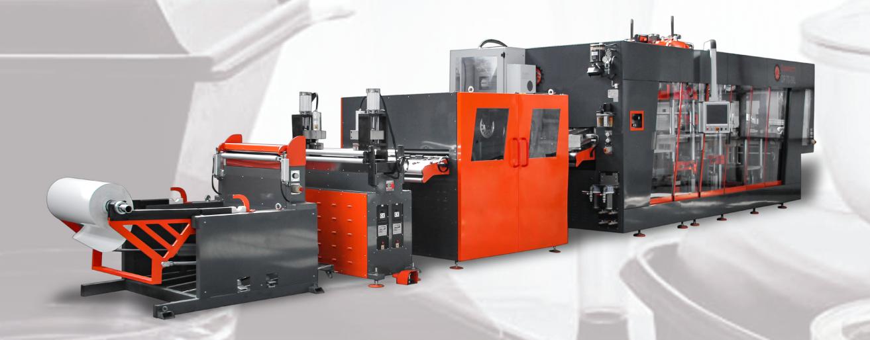 PLASTIC PROCESSING & PRINTING MACHINERY